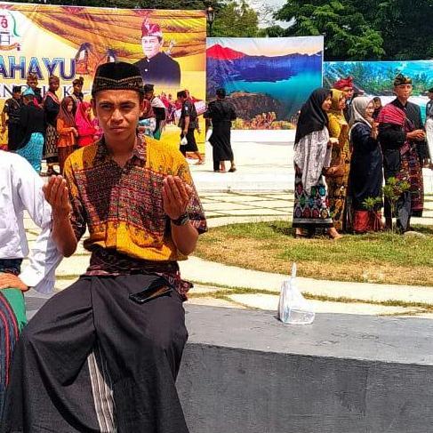 Village Officer & English Teacher, Lantan Village